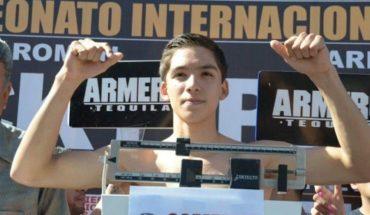 Picoco Jr. will fight in Queretaro