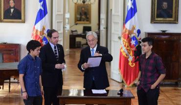Presidente Piñera promulgó la Ley de Identidad de Género