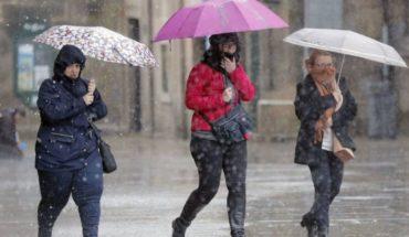 Pronostican intensas lluvias y potencial ciclónico en estos estados