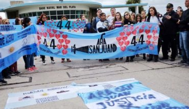 Propose rename 44 streets in tribute to the crew of the ARA San Juan