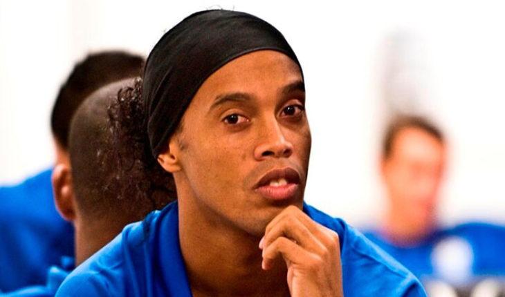 Prosecutor's office involved accounts of Ronaldinho; It has less than six euros