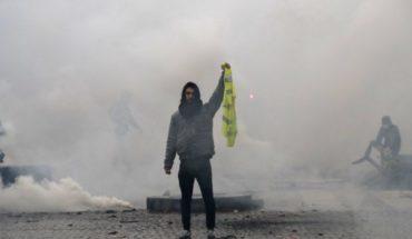 Protestas violentas en Francia por impuesto a gasolina