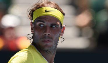 Rafael Nadal announcing his season end due to injury