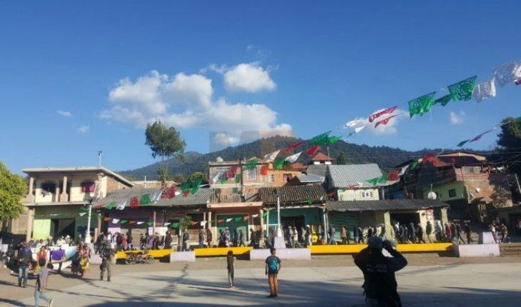 Reclamo de paz y tranquilidad se mantiene latente en Tsirío, comunidad de Los Reyes, Michoacán