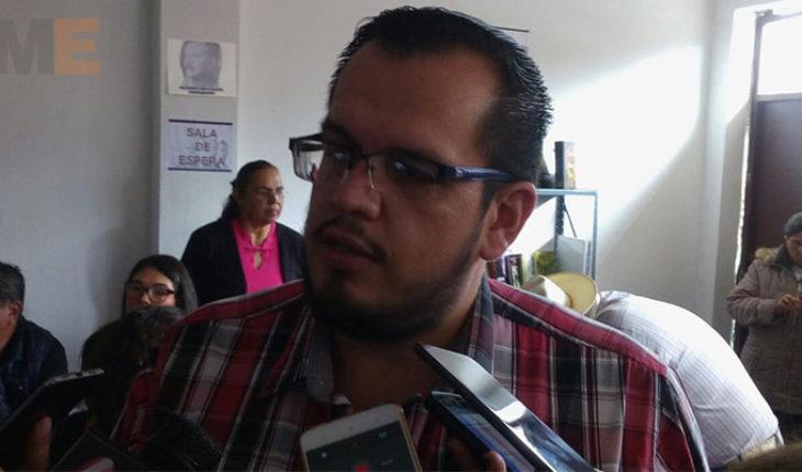 Reiterates the Mayor of Buenavista, Michoacán, his tenure