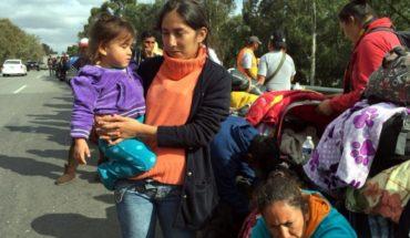 Request to repatriate 200 migrant Central America