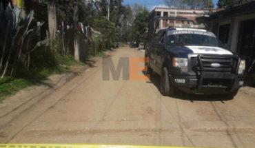 Rider is shot dead in Uruapan