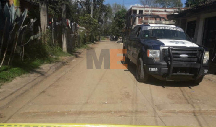 Rider is shot dead in Uruapan