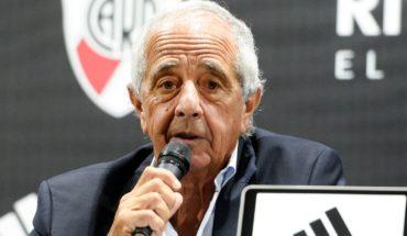 "Rodolfo D'Onofrio: ""Rivercreyó conveniente en apoyar a Boca"""