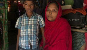 "Rohinya Bangladesh officials: ""We won't go"" to Myanmar"