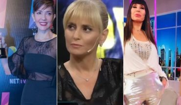 Romina Manguel, furiosa, con los premios de Moria Casán y Cristina Pérez