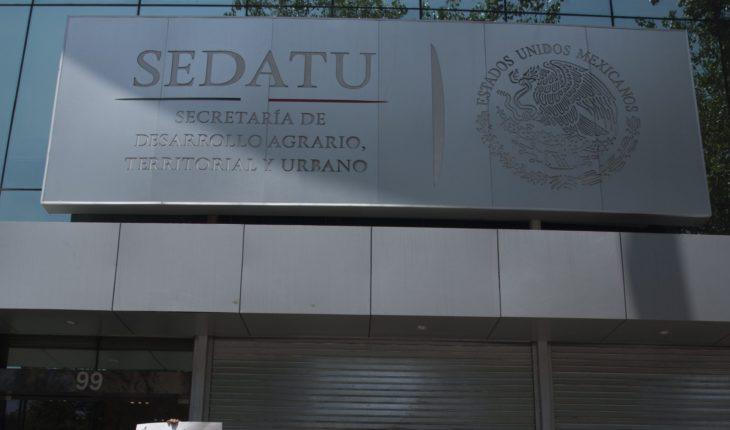 SFP investiga a funcionario de Sedatu por presuntas irregularidades