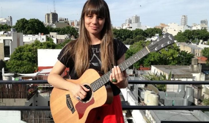 """Silvina Moreno: """"I do not feel identified with feminism, my music is not about that,"""""""