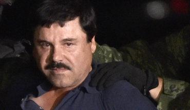 "Starts the trial of Joaquin ""El Chapo"" Guzman, Monday 5 November"