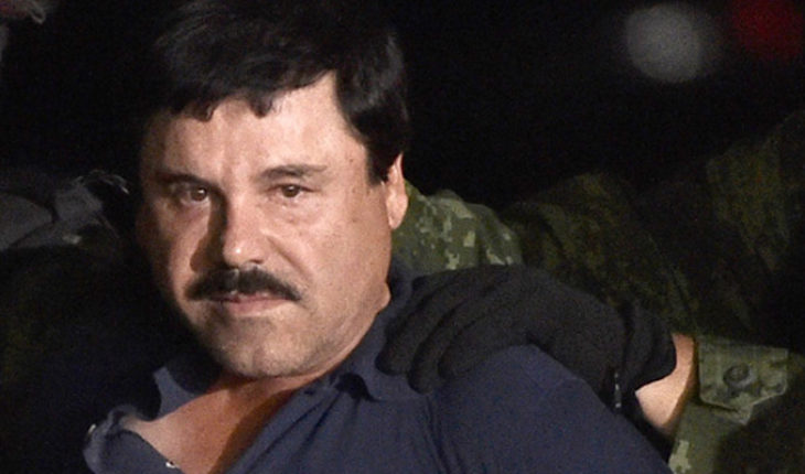 "Starts the trial of Joaquin ""El Chapo"" Guzman, Monday 5 November"