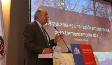 Statements of Mayor Mayol intensified official contradictions about the death of Catrillanca