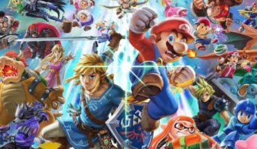 Super Smash Bros. Ultimate se filtra a dos semanas antes de su lanzamiento