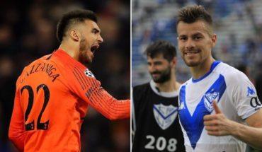 Surprise in the selection: Paulo Gazzaniga and Gastón Giménez, called
