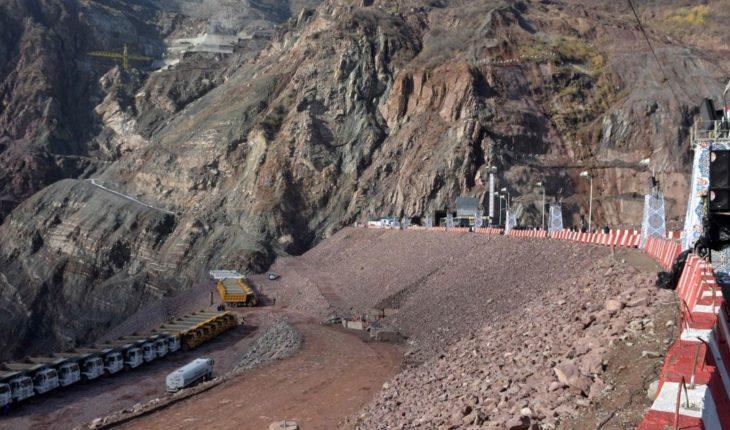 Tajikistan, the highest dam in the world