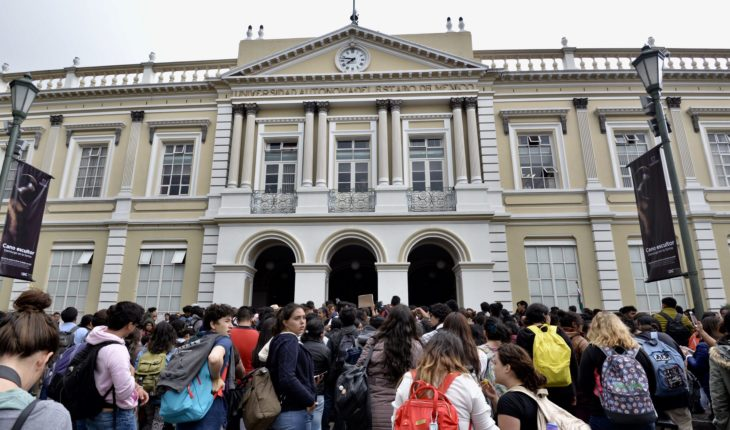 The SEP rescues the finances of State universities