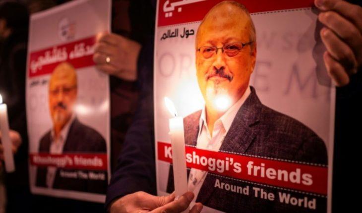 """The body of Khashoggi was cut to """"dissolve it in acid"""""""