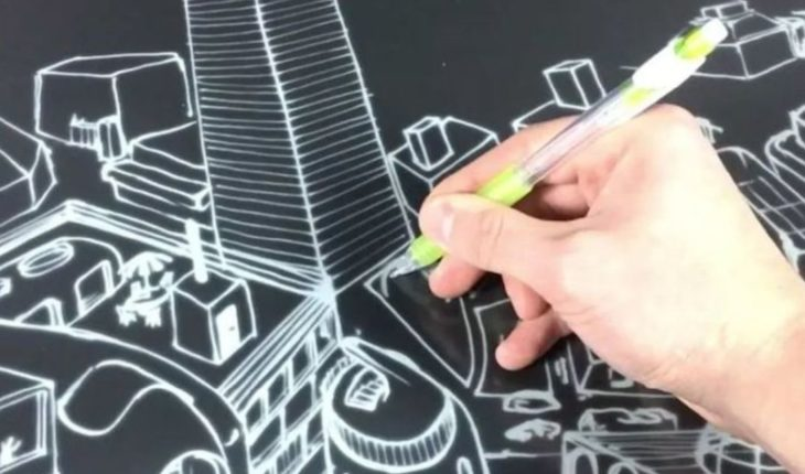 The end of the paper? A new electronic-ink screen allows to write without latency