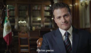 Videos del Sexto Informe de Peña Nieto costaron 15.8 millones de pesos