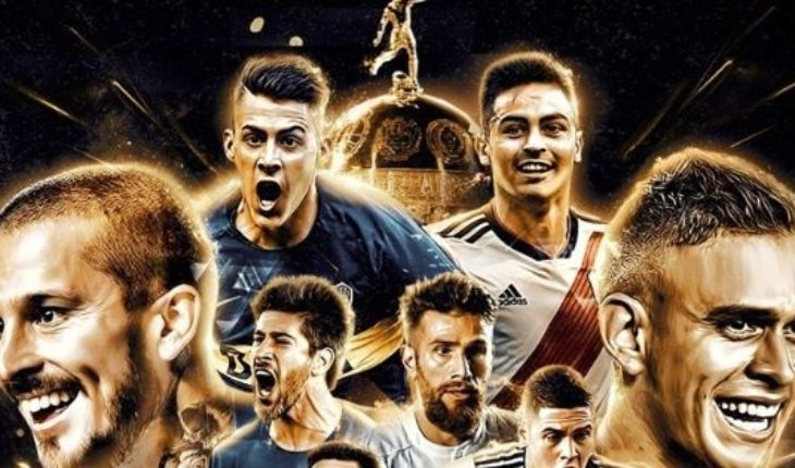 The tweet of Conmebol which casts doubt on the final between Boca and River of the Copa Libertadores