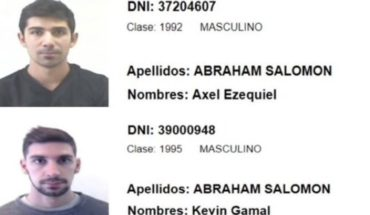 """They arrested two people """"allegedly related to"""" Hezbollah"""