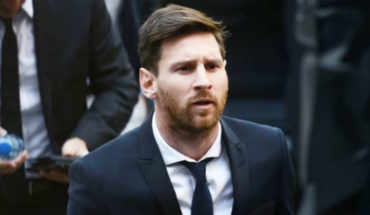 They charged to Messi and his father for money laundering