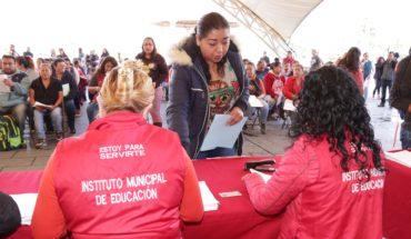 Tlalnepantla invierte 320 millones de pesos en educación