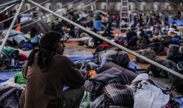 Tras disturbios, crece tensión en Tijuana por presencia de migrantes