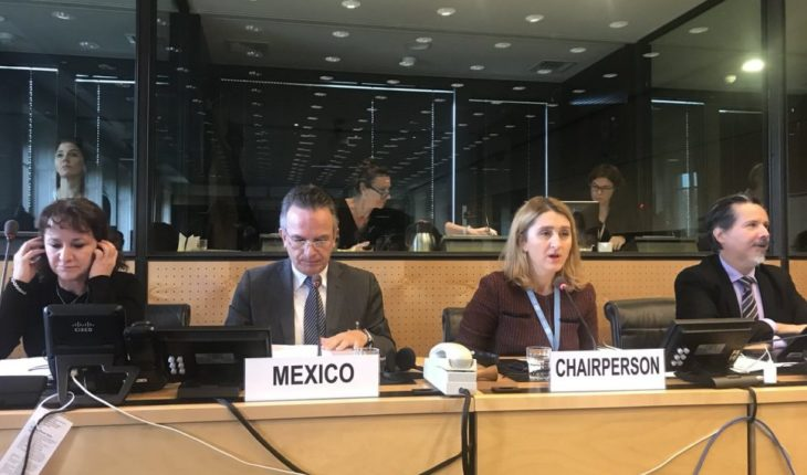 UN exhibit failures of the Mexican State in search of missing