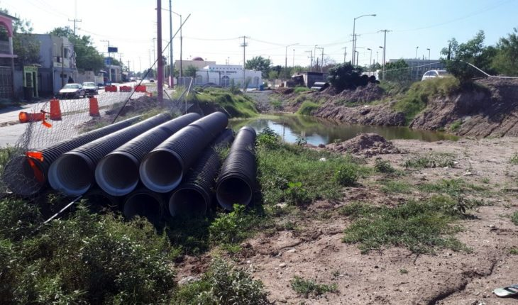 Unfinished works in Tamaulipas