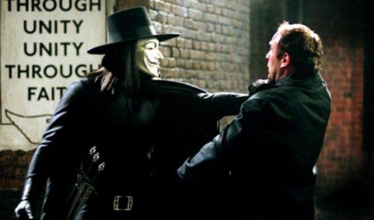 """V for Vendetta"": the film that made November 5 a revolution"