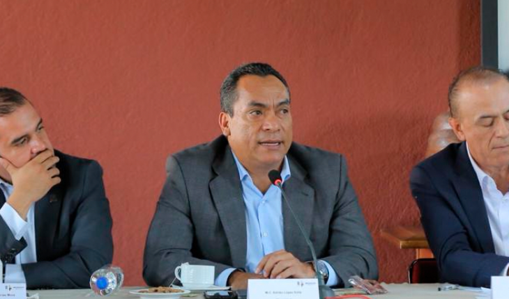 Vital for development, an Alliance of root with the municipalities: Adrián López