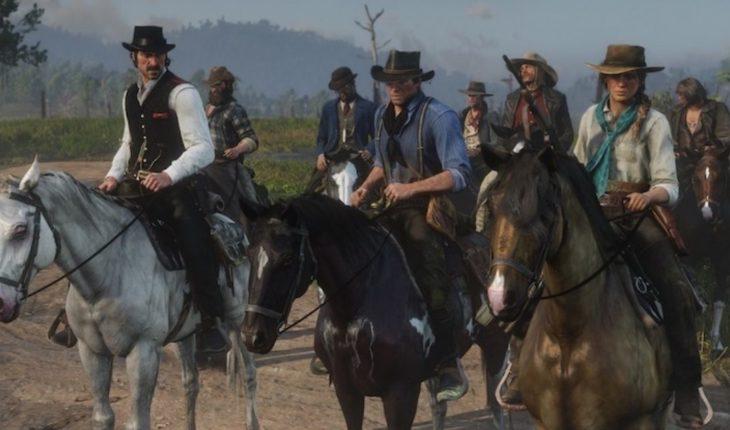 Ya está disponible en período de prueba el online de Red Dead Redemption 2