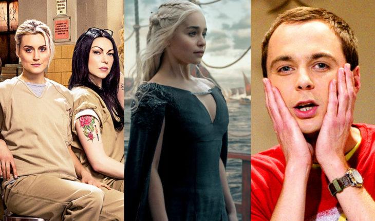 series que terminan el 2019