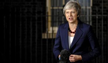 Declaraciones de la primera ministra Theresa May en Downing Street tras la reunión de su gabinete (14/11/2018). Foto: Number 10 (CC BY-NC-ND 2.0). Blog Elcano