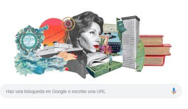 ¿Por qué homenajear con un Google doodle a Clarice Lispector?