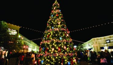 ¿Por qué no hay decoración de Navidad en algunos shoppings?