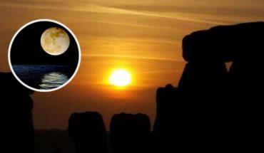 """¿Qué es la """"Luna Fría""""? que coincide con el solsticio de invierno"""