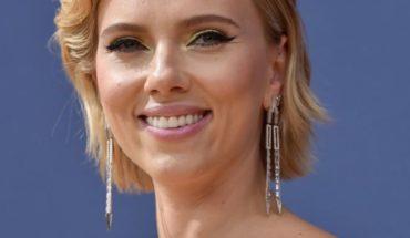 ¿Scarlett Johansson está en la Argentina?