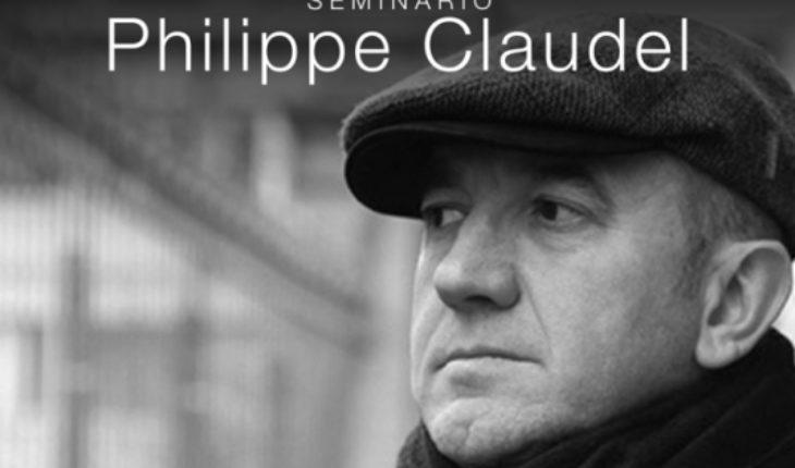 """""""La Ciudad y las Palabras"""": Philippe Claudel en Campus Lo Contador UC"""