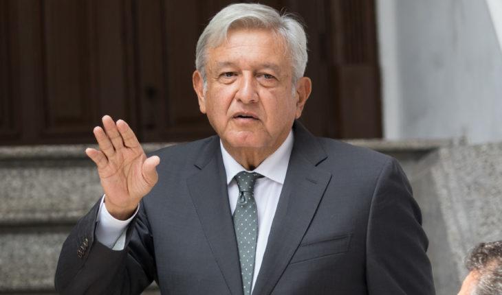 AMLO anuncia inversión de 8 mil mdp para el proyecto del Istmo de Tehuantepec; obras iniciarán en 2019