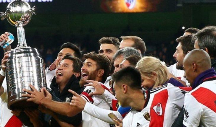 Además lograr la Copa Libertadores, River tuvo tres excelentes noticias