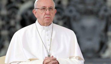 Advertencia del Papa ante posibles excesos policiales en la legítima defensa