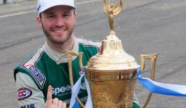 Agustín Canapino, el piloto que volvió a bañar de oro al automovilismo
