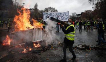 Alerta en París: la ciudad se prepara para otro fin de semana de protestas