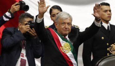 Andrés Manuel López Obrador asume como presidente de México